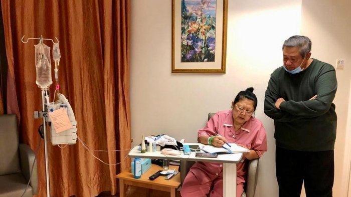 Surat Cinta SBY untuk Ani Yudhoyono Muncul, Annisa Pohan & AHY Langsung Bereaksi Begini