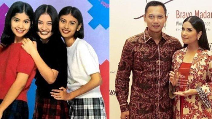 Ini Potret Jadul Annisa Pohan, Cerita Waktu Jadi Model dan Belum Kenal Agus Harimurti Yudhoyono
