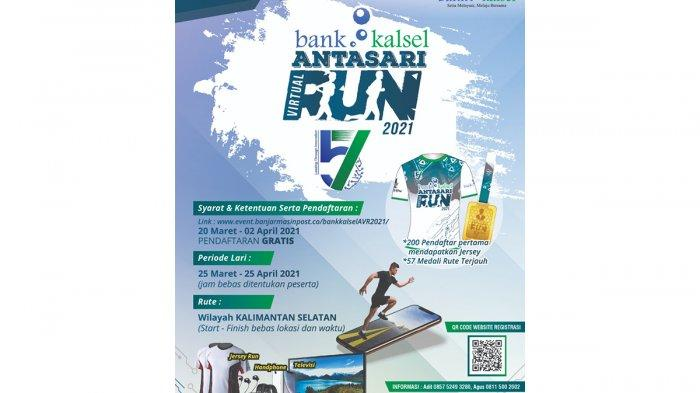 Peringati Ultah ke - 57, Bank Kalsel Semarakkan dengan Berbagai Event & Promo Menarik