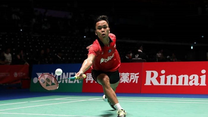 Rekap Hasil Final China Open 2018 - Gelar Apik Anthony Ginting, 5 Negara Berbagi Juara