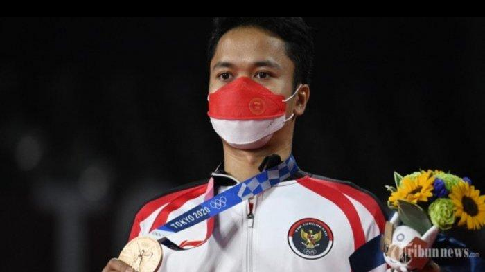 Daftar Atlet Indonesia Peraih Medali Olimpiade Tokyo yang buat Merah Putih Tebaik di ASEAN