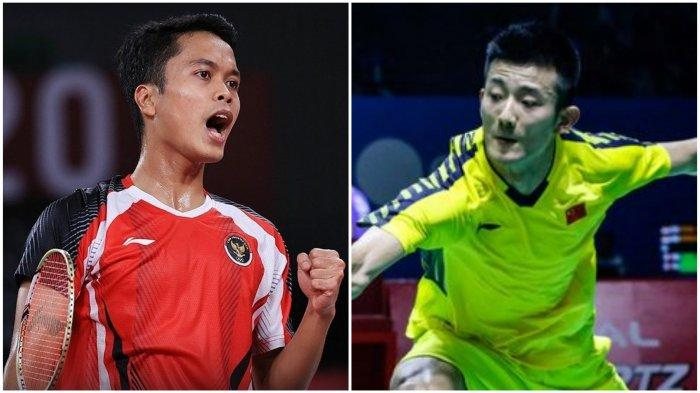 Link Streaming Badminton Olimpiade Live TVRI, Indosiar ...