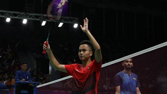 SEDANG BERLANGSUNG! Live Streaming MNC TV Final China Open 2018 Anthony Ginting Main