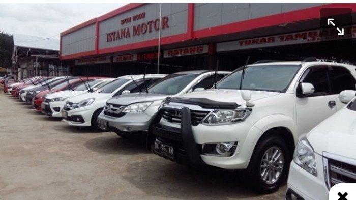 Dampak Banjir Kalsel, Banyak Mobil Alami Kerusakan, Bengkel Toyota Pun Ramai Layani Perbaikan