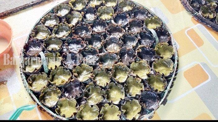 Kuliner Kalsel Apam Barabai Tahan 3 Hari karena Gunakan Pengembang Kue Ini