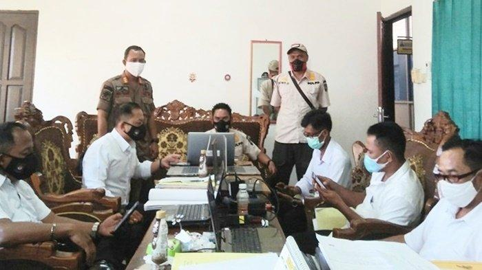 Lima ASN Satpol PP dan Damkar Kapuas Ikuti Uji Kompetensi Jabatan Fungsional