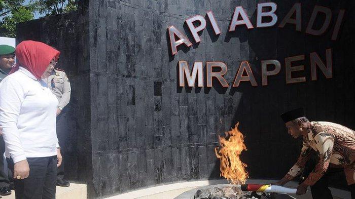 5 Fakta Api Abadi Mrapen yang Padam Total, Dikaitkan dengan Sunan Kalijaga