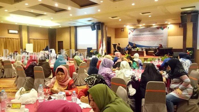 Gandeng BPJS Ketenagakerjaan, UMKM Apindo Ikuti Workshop Manajemen Keuangan & Jamsos Ketenagakerjaan