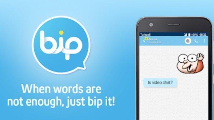 KALAHKAN Whatsapp, Ini Ragam Kelebihan Aplikasi BiP, Video Call 10 Orang & Webnar 50 Kali Sebulan
