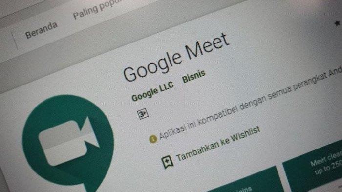 LINK Akses Google Classroom & Google Meet di www.meet.google.com dan www.classroom.google.com