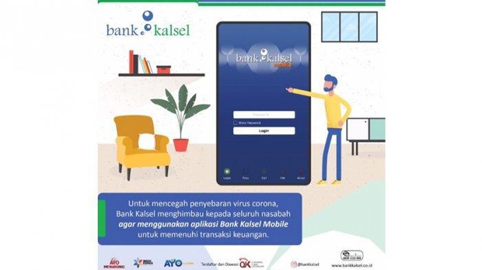 Lebih Simpel dengan Mobile Banking Bank Kalsel, Begini Cara Mengaktifkan Aplikasinya