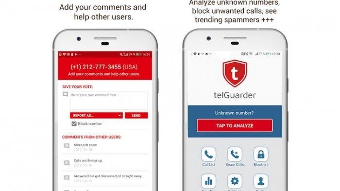 Lacak Penelepon Gelap, Deteksi Gunakan Aplikasi Ini di Android Maupun iPhone