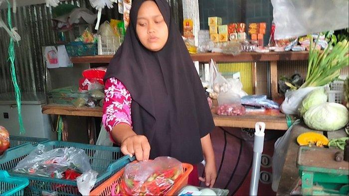 Harganya Naik, Cabai Tiung Sentuh Rp 100 ribu Per Kilogram, harga Cabai Rawit Rp 120 ribu