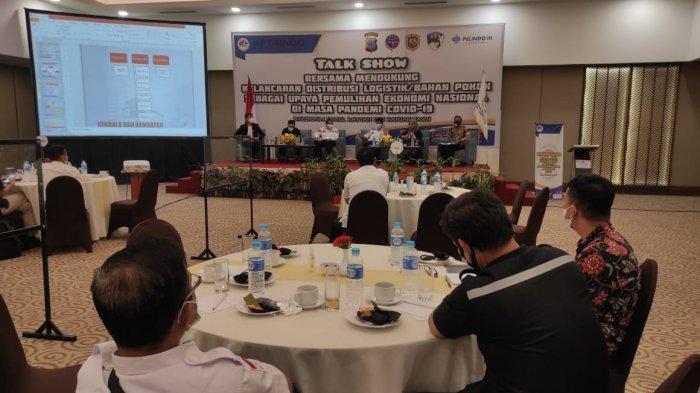 Aptrindo dan Polda Kalsel Berkomitmen Tingkatkan Kelancaran Arus Logistik di Banua