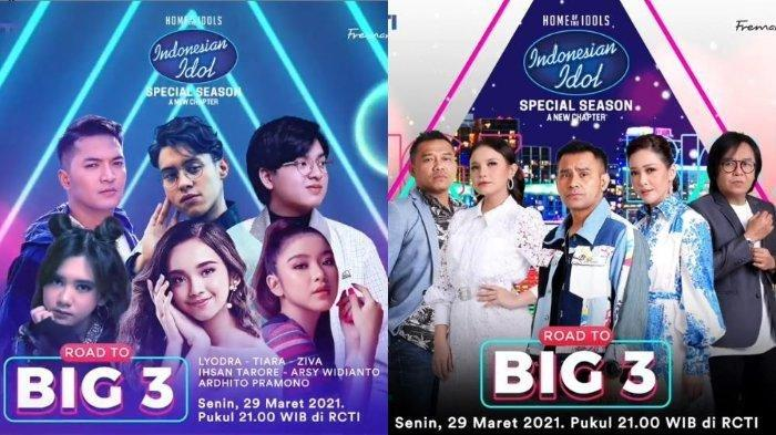 Live RCTI, Link Video Streaming Grandfinal Indonesian Idol 2021, Simak Cara Voting Juaranya