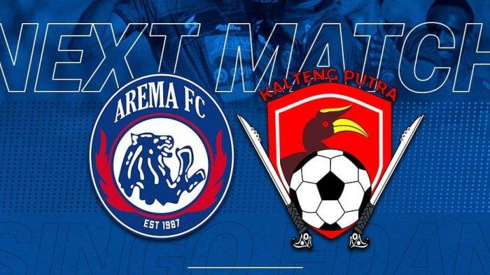 SESAAT LAGI! Live Streaming Arema FC vs Kalteng Putra Liga 1 2019 TV Online O Channel - Vidio.com