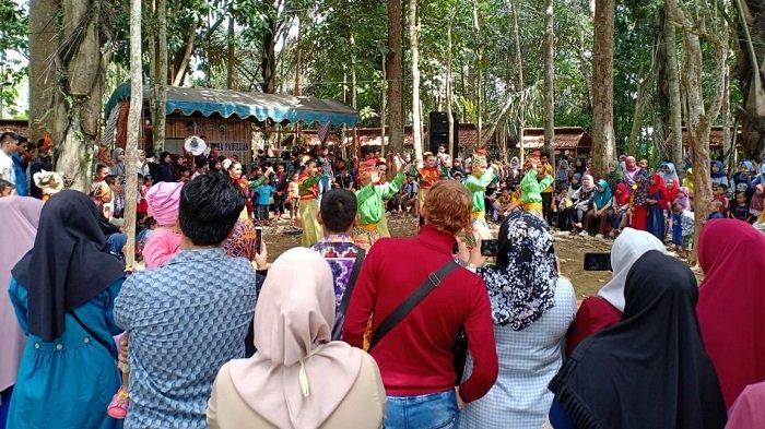 Aruh Karasmin di Balida, Libatkan Masyarakat Desa dan Tarik Pengunjung