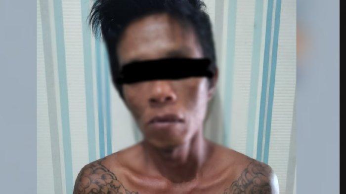 Pencuri Material Jembatan Sungai Kuin Banjarmasin Ditangkap, AS Tak Berkutik Diciduk di Rumahnya