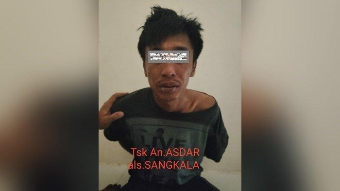 Berenang ke Kapal Nelayan, Tersangka Pembunuhan Sarmani di Desa Sigam Kotabaru Dibekuk Polisi