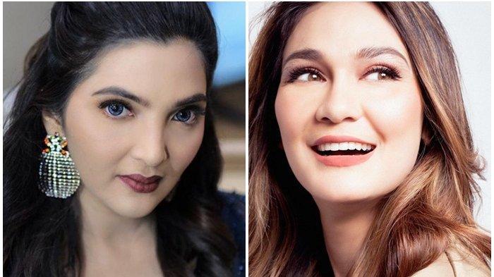 Nyanyian Sang Penggoda Ashanty, Luna Maya & Aurel, Pas Setahun Kisah Syahrini 'Tikung' Reino Barack