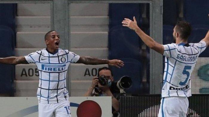 Hasil Atalanta Vs Inter Milan, Nerazzurri Finis di Posisi ke-2 Liga Italia, Ashley Young Bintangnya