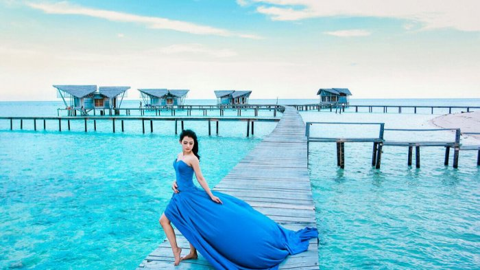 Gadis Manis Bertubuh Proporsional Ini Pilih Promosikan Wisata Ketimbang Jadi Model