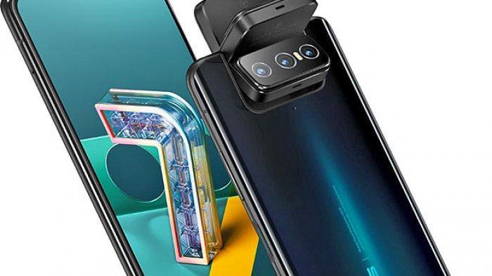 Spesifikasi ASUS Zenfone 7 dan Daftar Harga HP Asus Terbaru Agustus 2020, Ada Asus ROG Phone 3