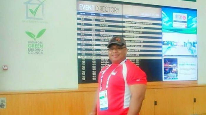Persiapan Menuju Peparnas Papua, Atlet Angkat Besi NPC Kalsel Latihan Tiga Jam Sehari