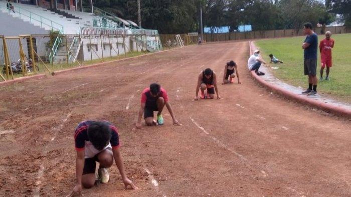 PASI Kalsel Gelar Invitasi Atletik 2021 di JPOK FKIP ULM, Tabalong Targetkan Medali
