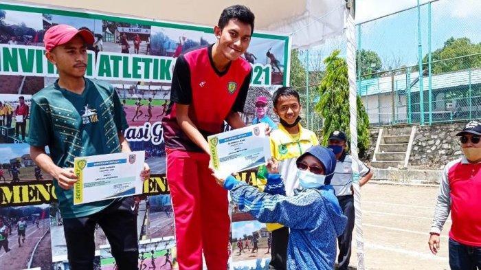 Atlet Atletik Banjarmasin Incar Medali di Jalan Cepat 5000 M pada Popda Kalsel