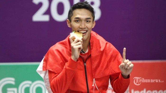 Hasil Final Bulutangkis Asian Games 2018, Indonesia & China Bersaing Diperolehan Medali
