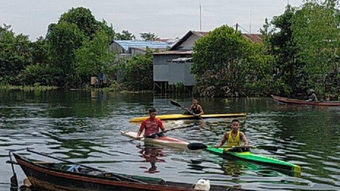 100 Pedayung Kalsel Diseleksi, 10 Orang Bakal Ikut Seleknas Sea Games Vietnam