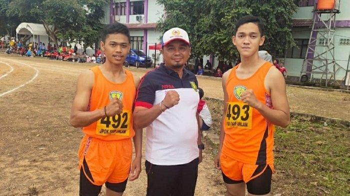 Berprestasi di Kejurprov Atletik, Sprinter Tabalong Kalsel Ini Buka Rahasia Sukses