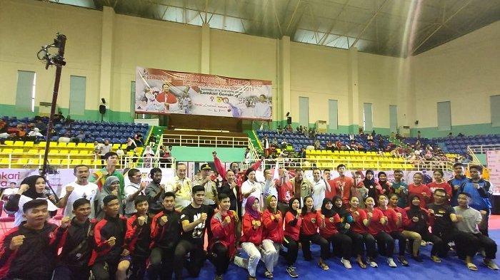 Juara Kejurnas Lemkari, 8 Karateka Kalsel Ini Langsung Tanding di Piala Panglima TNI ke VII