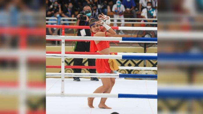 PON XX Papua 2021 - Kontingennya Diwaspadai Tim Muay Thai Kalsel, ini Respons Atlet DKI Jakarta