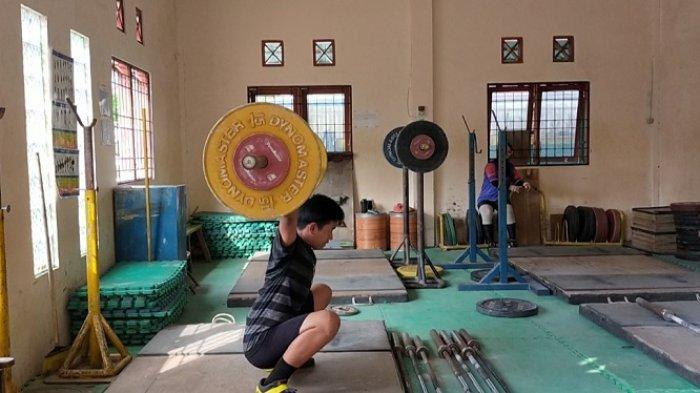 Atlet PPLP Kalsel Masuk Asrama, Langsung Semangat Latihan