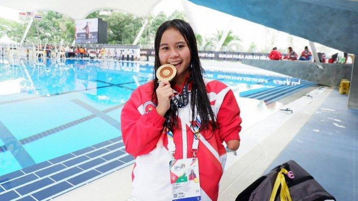 Nor Aimah Wakili Indonesia Kompetisi di Berlin Jerman, Target Asian Para Games Manila 2019