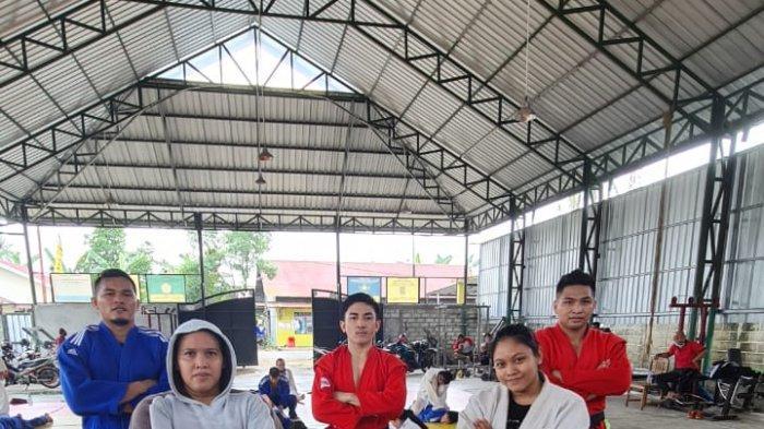Kali Pertama Kalsel Ikut Kejurnas di Jawa Barat, Atlet Sambo Janji Tak Tampil Mengecewakan