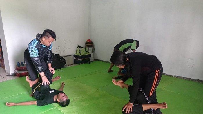Tempa Fisik dan Teknik, PSHT Balangan Targetkan Raih Medali Emas di POPDA Kalsel 2022