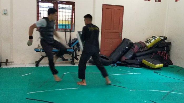 Menyongsong PON XX Papua, Atlet Silat PON Kalsel Berencana Tryout ke NTB