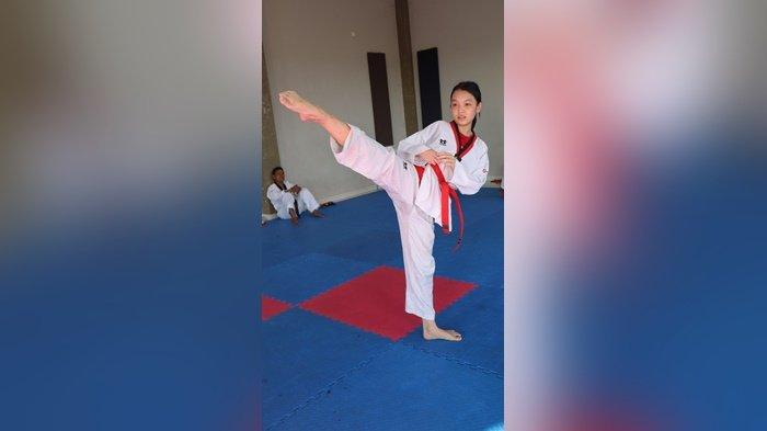 Raih Perunggu di Popda Kalsel 2019, Tahun Ini Atlet Taekwondo Banjarmasin Ingin Raih Emas