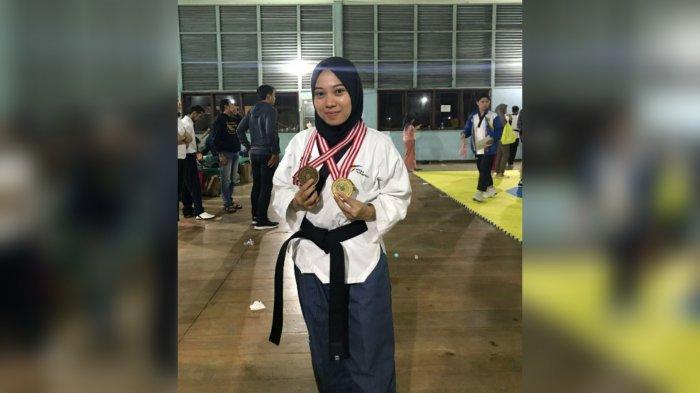 Awalnya Geluti Taekwondo untuk Hilangkan Rasa Takut, Kini Putri Jadi Atlet Andalan Banjarmasin