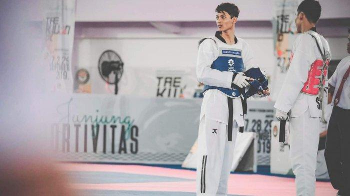 Tatap PON XX Papua, Atlet Taekwondo Kalsel Ini Rutin Latihan Tiga Kali Sehari