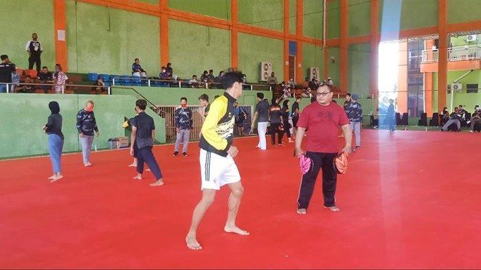 Didiskualifikasi, Atlet Taekwondo Kalsel Tersingkir dari Ajang PON XX Papua 2021