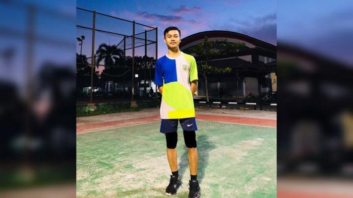Pemain Voli Muda Andalan Kabupaten Balangan, Hariyadi Bercita-cita Berlaga di Proliga