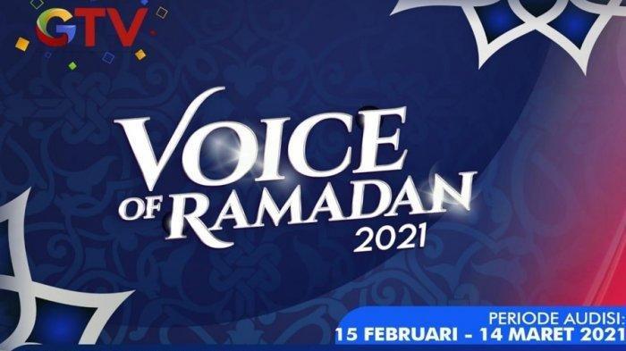 Audisi Online Voice of Ramadan 2021 Telah Dimulai, Ayo Daftar Segera