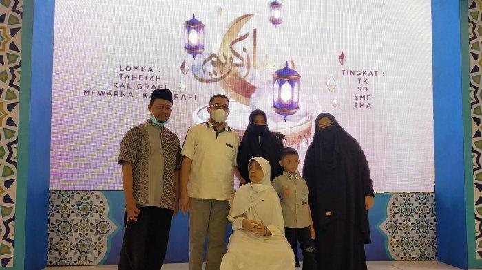 Ramadhan Ceria Berkarya, Penampilan Aulia Pukau Pengunjung Qmal Banjarbaru