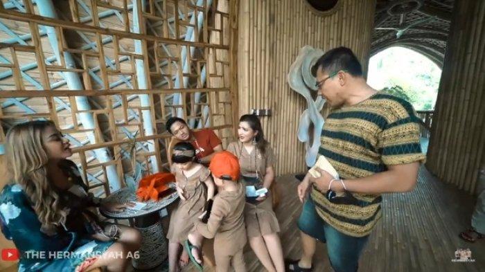 Kerusakan Rumah Anang dan Ashanty di Bali Akibat Gempa Terungkap, Peristiwa Azriel Datang Dikulik