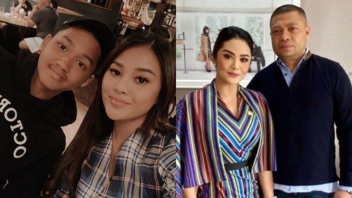 Reaksi Krisdayanti Kala Azriel dan Aurel Hermansyah Positif Covid-19, Istri Raul Wanti-wanti Ini