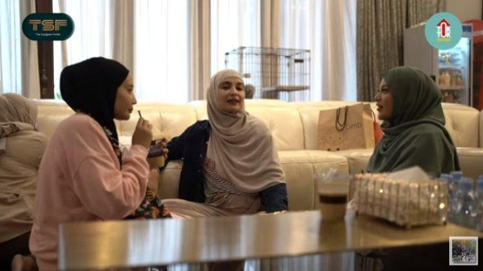 Nama Anak Pertama Atta Halilintar dan Aurel Hermansyah Dibocorkan Pada Shireen dan Zaskia Sungkar